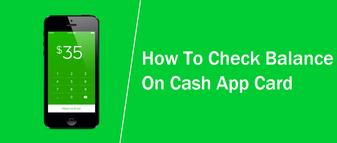 how to check balance on cash app card,