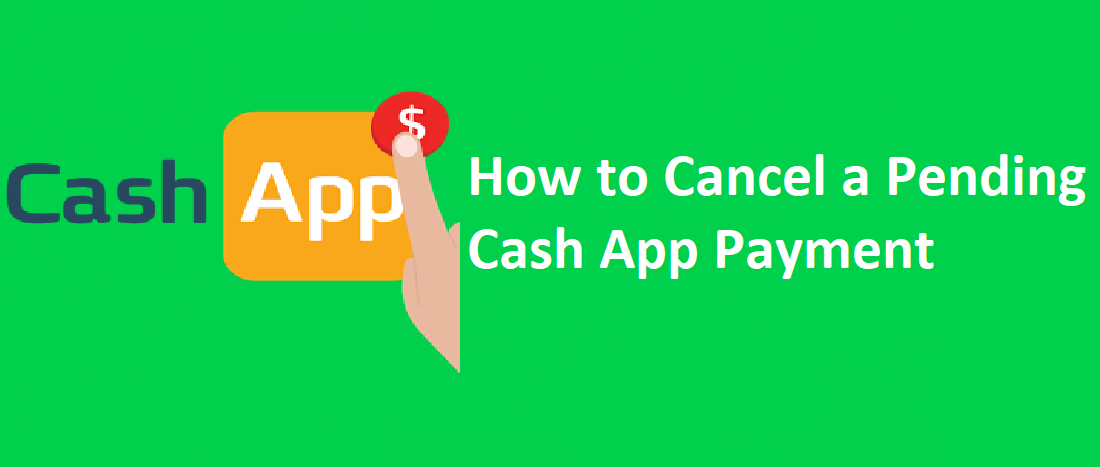 how to cancel a pending cash app payment,